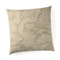 Glenna Jean Explore Throw Pillow