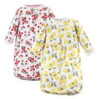 Hudson Baby® 2-Pack Fruit Long Sleeve Sleeping Bag