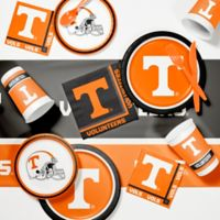 University of Tennessee 89-Piece Game Day Party Supplies Kit