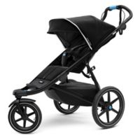 Thule® Urban Glide 2 Jogging Stroller with Bumper Bar in Black