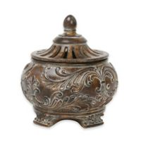 Sterling Industries Fortress Lidded Bowl