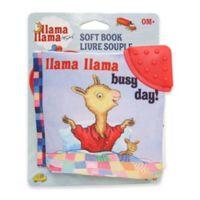 """""""Llama Llama Busy Day"""" Soft Book"""