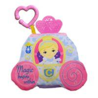 "Disney® ""Magic Begins Within"" Baby Princess Cinderella Soft Book"