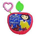 "Disney® ""Once There Was A Princess"" Baby Princess Snow White Soft Book"