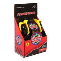 Ferrari Flash Wheels Adjustable Heel Skates in Yellow