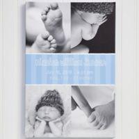 Precious Little One Photo Canvas Print