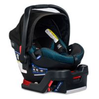 Britax B Safe Ultra Cool Flow Car Seat In Teal