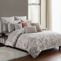 Highline Bedding Co. Jacqueline Reversible Full/Queen Duvet Cover Set in Desert Rose