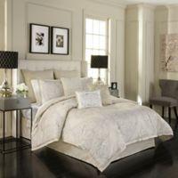 Beautyrest® Pemberly 4-Piece Queen Comforter Set in Beige