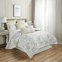 Beautyrest® Laurel Reversible Floral King Comforter Set