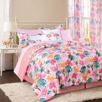 Sara B Collection Calypso Full/Queen Comforter Set in Blush