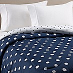 Equip Your Space Dotty Twin/Twin XL Comforter in Navy