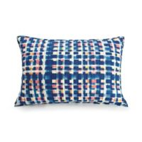 Vera Bradley® Abstract Blocks King Pillow Sham in Blue