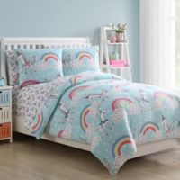 VCNY Home Daydreaming Reversible 5-Piece Twin Comforter Set
