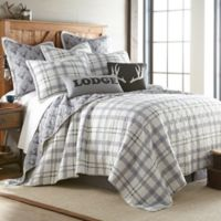 Levtex Home Cayden Reversible Full/Queen Quilt in Grey