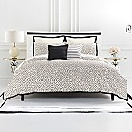 kate spade new york Flamingo Dot Reversible King Comforter Set in Natural