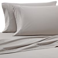 PureCare® Elements™ Modal 300-Thread-Count Standard Pillowcases in Grey (Set of 2)