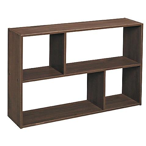 ClosetMaid Mini fset Cube Organizer Espresso Bed