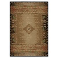 Orian Rugs Arizona Onyx 9' x 13' Area Rug in Beige
