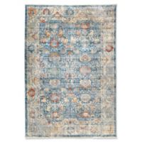 Nicole Miller Artisan 5'3 x 7'9 Area Rug in Blue/Multicolor