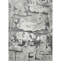 Christian Siriano Roma 7'9 x 10'2 Area Rug in Grey