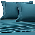 Heartland® HomeGrown™ 400-Thread-Count Solid Sateen Full Sheet Set in Emerald
