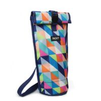 PackIt® Freezable 1-Bottle Wine Bag in Paradise Breeze