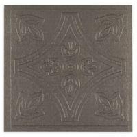 Achim Metallo Peel & Stick Wall Tile in Pewter