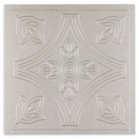 Achim Metallo Peel & Stick Wall Tile in Silver