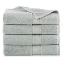Grand Patrician Suites Bath Towels in Light Sage (Set of 6)