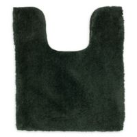 Wamsutta® Ultra Soft Contour Bath Rug in Midnight Green