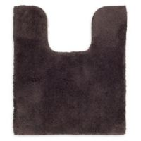 Wamsutta® Ultra Soft Contour Bath Rug in Black Plum