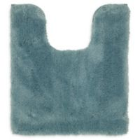 Wamsutta® Ultra Soft Contour Bath Rug in Aqua