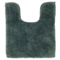 Wamsutta® Ultra Soft Contour Bath Rug in Mineral