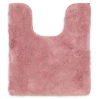 Wamsutta® Ultra Soft Contour Bath Rug in Slate Rose