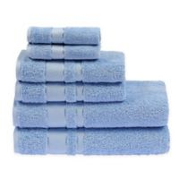 Sadem Prestige 6-Piece Bath Towel Set in French Blue