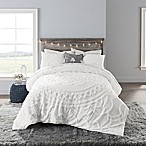 Anthology™ Tufted Medallion Twin XL Comforter Set in White