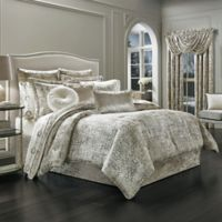 J. Queen New York™ Dream King Comforter Set in Natural