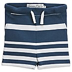 Sovereign Code™ Size 0-3M Striped Twill Short in Navy/White