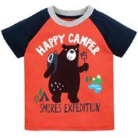 "Gerber® Graduates Size 5T ""Happy Camper"" T-Shirt in Orange"