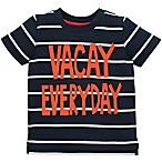 "Gerber® Graduates Size 12M ""Vacay Everyday"" T-Shirt in Black/Orange"