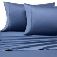 Pure Beech® Modal Sateen Full Sheet Set in Navy