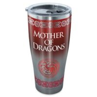 Tervis® Game of Thrones Mother of Dragons 30 oz. Stainless Steel Tumbler with Lid