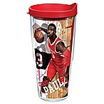 Tervis® NBA Houston Rockets Chris Paul and James Harden 24 oz. Wrap Tumbler with Lid
