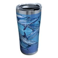 Tervis® Guy Harvey® Dolphins 20 oz. Stainless Steel Tumbler with Lid