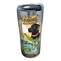 Tervis® Guy Harvey® Gone Fishing 20 oz. Stainless Steel Tumbler with Lid