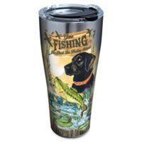 Tervis® Guy Harvey® Gone Fishing 30 oz. Stainless Steel Tumbler with Lid