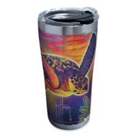 Tervis® Guy Harvey® Neon Turtle 20 oz. Stainless Steel Tumbler with Lid