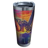 Tervis® Guy Harvey® Neon Turtle 30 oz. Stainless Steel Tumbler with Lid