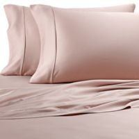 Pure Beech® Renewal Modal/Papolis™ Rayon California King Sheet Set in Dark Blush